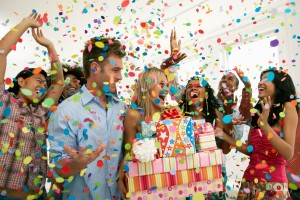 Как устроить праздник дома