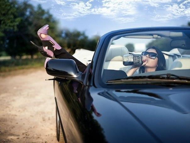 Настоящие мужчины любят женщин и машины