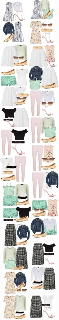 capsule-wardrobe-summer-2014
